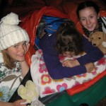 Survival Sleepover