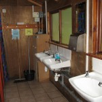 Badger Toilet Block